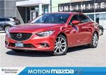 2015 Mazda MAZDA6 GT TECH PKG Leather Roof Navi in Orangeville, Ontario