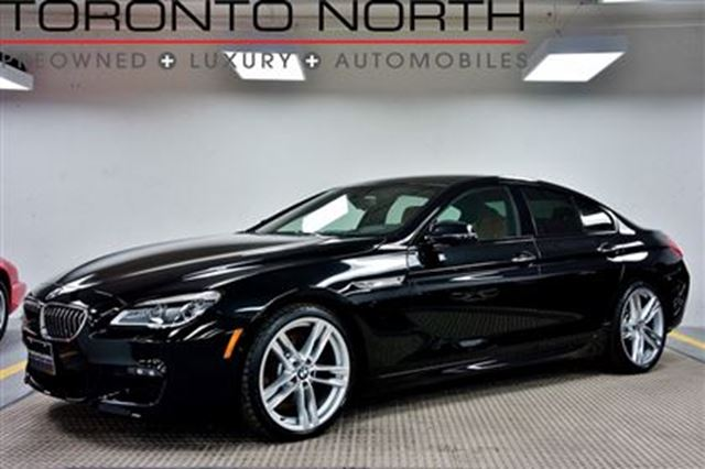 2016 bmw 6 series xdrive m sport no accident toronto ontario used car for sale 2533710. Black Bedroom Furniture Sets. Home Design Ideas