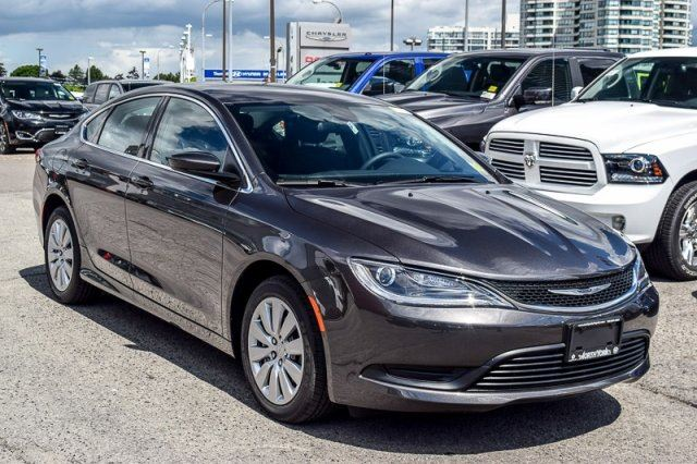 2016 chrysler 200 lx keyless go airconditioning pwr opts. Black Bedroom Furniture Sets. Home Design Ideas