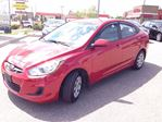 2012 Hyundai Accent GL in North Bay, Ontario