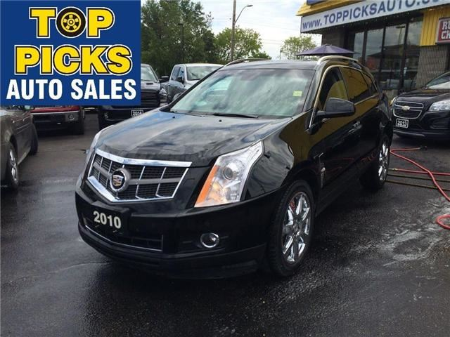 2010 CADILLAC SRX SRX4 in North Bay, Ontario
