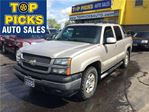 2006 Chevrolet Avalanche LT in North Bay, Ontario