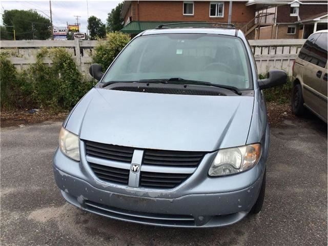 2006 Dodge Caravan           in North Bay, Ontario