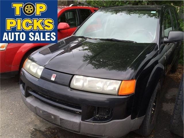 2003 SATURN VUE           in North Bay, Ontario