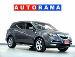 2010 Acura MDX TECH DVD NAVIGATION BACK UP CAM LEATHER SUNROOF 7 PASS AWD in North York, Ontario