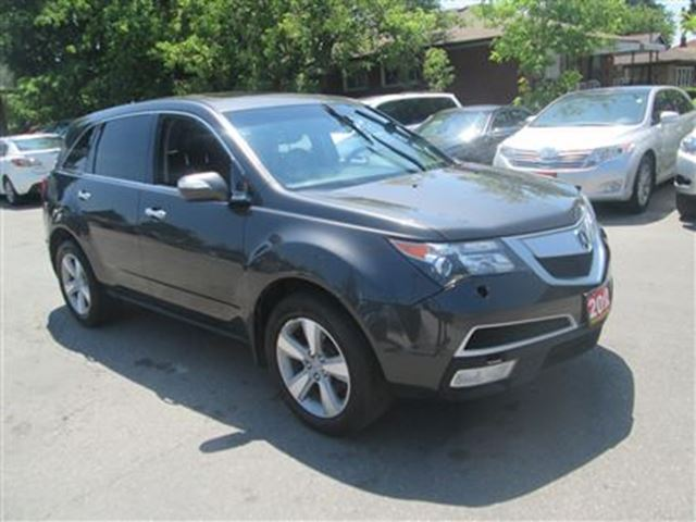 2012 acura mdx sh awd a6 scarborough ontario used car for sale 2534666. Black Bedroom Furniture Sets. Home Design Ideas