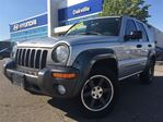 2003 Jeep Liberty SPORT 4X4  ALLOYS  POWER OPTION  AS IS in Oakville, Ontario