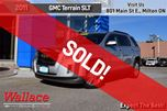2011 GMC Terrain SLT-1 BLUE TOOTH LEATHER AWD in Milton, Ontario