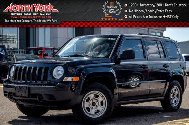 2012 jeep patriot sport manual clean carproof cruise a c. Black Bedroom Furniture Sets. Home Design Ideas