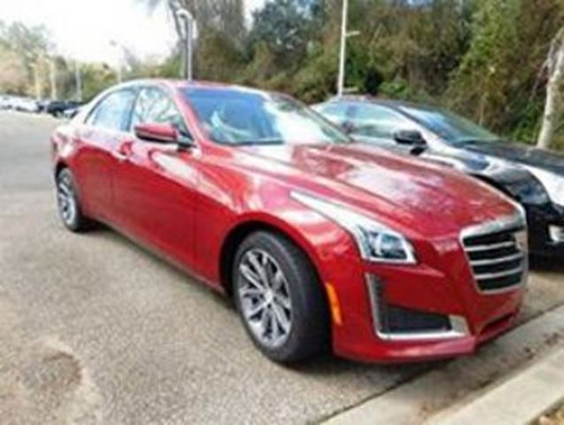 2014 Cadillac CTS Standard All Wheel Drive in Mississauga, Ontario