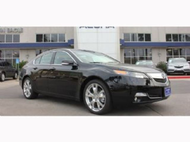 2014 Acura TL Black | LEASE BUSTERS | Wheels.ca