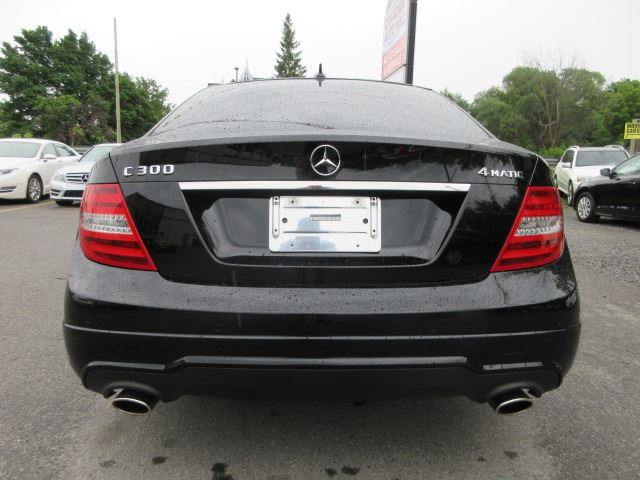 2012 mercedes benz c class c300 4matic nav roof leather 49k stittsville ontario car for. Black Bedroom Furniture Sets. Home Design Ideas