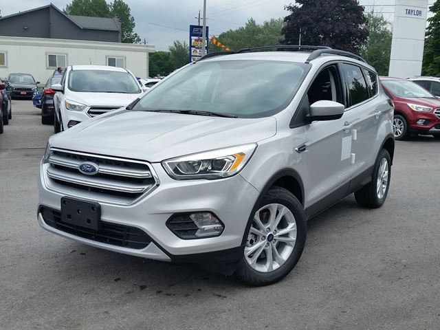 2017 ford escape se silver taylor ford new car. Black Bedroom Furniture Sets. Home Design Ideas
