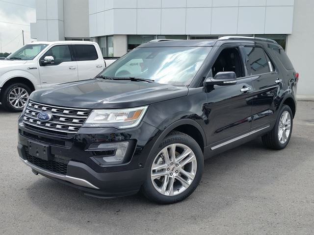 2017 ford explorer limited black taylor ford new car. Black Bedroom Furniture Sets. Home Design Ideas