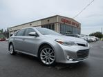 2014 Toyota Avalon LIMITED, LEATHER, ROOF, NAV, 49K! in Stittsville, Ontario