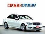 2011 Mercedes-Benz C-Class C300 4MATIC LEATHER SUNROOF AWD in North York, Ontario