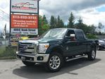 2011 Ford F-350  XLT CREW CAB 4X4 DIESEL with XTR PLUS PKG! in Ottawa, Ontario