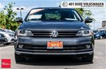 2015 Volkswagen Jetta Highline 1.8T 6sp at w/Tip in Mississauga, Ontario
