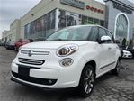 2015 Fiat 500L Lounge - Panoramic Sunroof - Navigation - Back Up in Woodbridge, Ontario