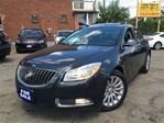 2012 Buick Regal Leather, Sunroof, Navi, HtdSeats, LowLowKms!!! in Toronto, Ontario