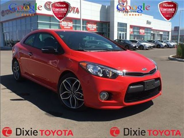 2015 kia forte koup ex alloys navi this is a brand new car red dixie toyota. Black Bedroom Furniture Sets. Home Design Ideas