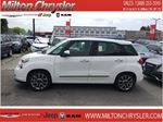 2015 Fiat 500L LOUNGE LEATHER PANORAMIC SUNROOF NAVIGATION B-CAME in Milton, Ontario