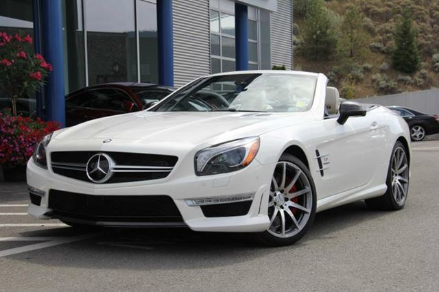 2013 Mercedes-Benz SL-Class Walk Around Video | Certified | Premium Package | AMG Performance Package | Advanced Driving Package | Magic Sky Control in Kamloops, British Columbia
