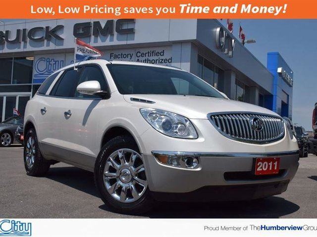 used 2011 buick enclave cxl 7 passenger sunroof. Black Bedroom Furniture Sets. Home Design Ideas