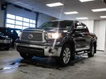 2010 Toyota Tundra Platinum, Box Rails, Tonneau Cover, Running Boards, 3M Hood, TRD Exhaust, Remote Start, Navigation, Heated and Cooled Seats, Leather, Sunroof, Back Up Camera, 5.7L V8, 4x4, Crew Max in Edmonton, Alberta