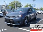2014 Toyota Corolla LE! Balance Of The Factory Warranty Included! in Richmond, British Columbia