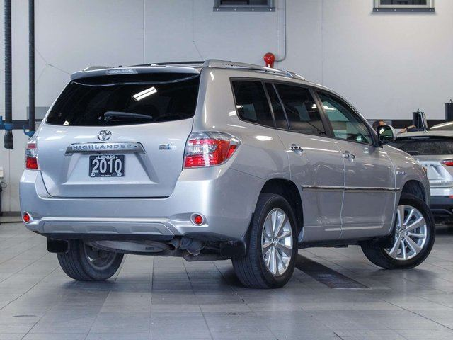 used 2010 toyota highlander hybrid comfort package kelowna. Black Bedroom Furniture Sets. Home Design Ideas