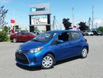 2015 Toyota Yaris LE ONLY $19 DOWN $47/WKLY!! in Ottawa, Ontario