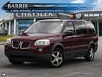 2005 Pontiac Montana SV6 FWD in Barrie, Ontario