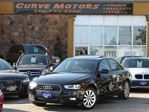 2013 Audi A4 2.0T AWD PREMIUM **LED/XENON/LEATHER/ROOF/AWD/A in Toronto, Ontario