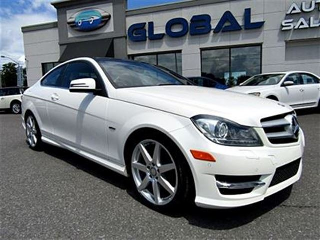 2012 mercedes benz c class c350 4matic navigation panor for 2012 mercedes benz c350 price