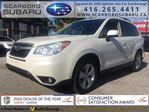 2014 Subaru Forester 2.5i Conv. PKG,  FROM 1.9% FINANCING AVAILABLE, PL in Scarborough, Ontario
