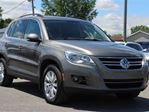 2010 Volkswagen Tiguan 2.0 TSI Highline,AWD,si?ege cuire in Delson, Quebec