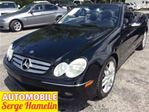 2009 Mercedes-Benz CLK-Class Grand Edition convertible carproof ok in Chateauguay, Quebec