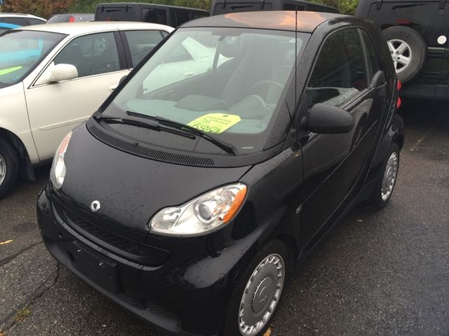 2008 SMART FORTWO Pure in Brockville, Ontario