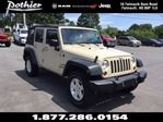 2012 Jeep Wrangler Unlimited Sport   CLOTH  MANUAL  SOFT TOP  in Windsor, Nova Scotia