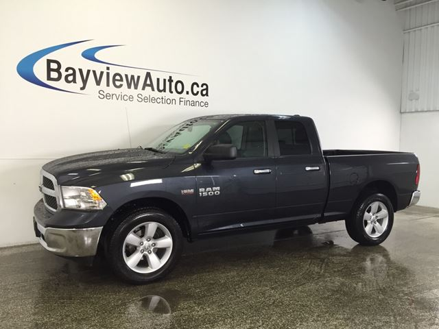 2016 dodge ram 1500 slt hemi quad cab tow haul u connect belleville ontario used car for. Black Bedroom Furniture Sets. Home Design Ideas