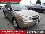 2015 Subaru Forester 2.5i w/Safety Rear Camera & Heated Seats in Surrey, British Columbia