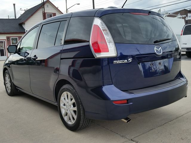 2010 mazda mazda5 3rd row seating jarvis ontario used car for sale. Black Bedroom Furniture Sets. Home Design Ideas