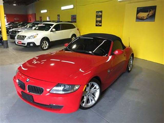 2008 Bmw Z4 3 0si Leather Heated Seats Power Options
