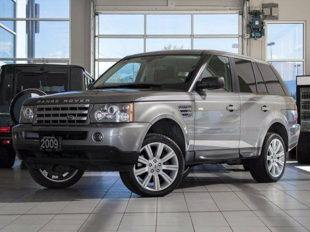 2009 LAND ROVER RANGE ROVER Sport Supercharged in Kelowna, British Columbia