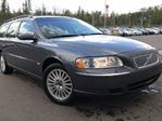 2006 Volvo V70 2.5T AWD - Leather Heated Seats, 2 Sets of Tires in Edmonton, Alberta