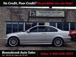 2005 BMW 330 330Ci 6 spd manual coupe no accidents in Calgary, Alberta
