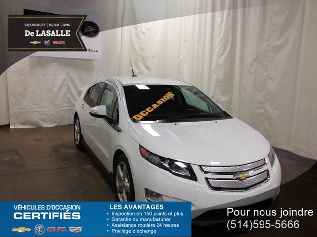 2014 Chevrolet Volt           in Montreal, Quebec