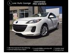 2012 Mazda MAZDA3 GX - CERTIFIED PRE-OWNED! AUTO, BLUETOOTH, A/C, POWER GROUP, CRUISE, CD/MP3, PEARL WHITE METALLIC PAINT!! in Orleans, Ontario