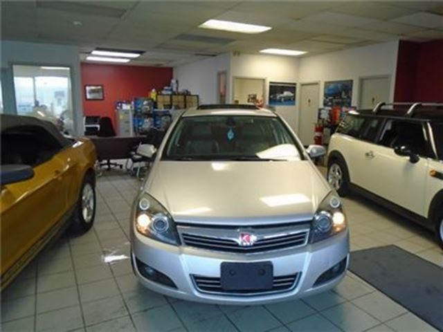 2008 SATURN ASTRA FWD 5dr HB XR NO ACCIDENTS, PANORAMIC SUNROOF,  VA in Oakville, Ontario